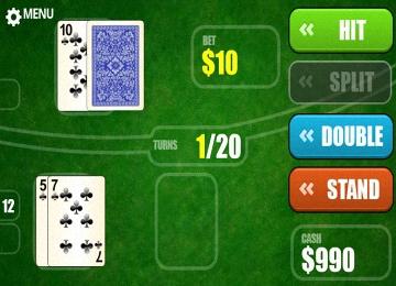 Blackjack gleiche punktzahl