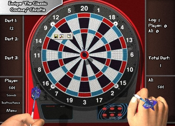 online dart spielen
