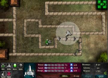 tower defense spiel